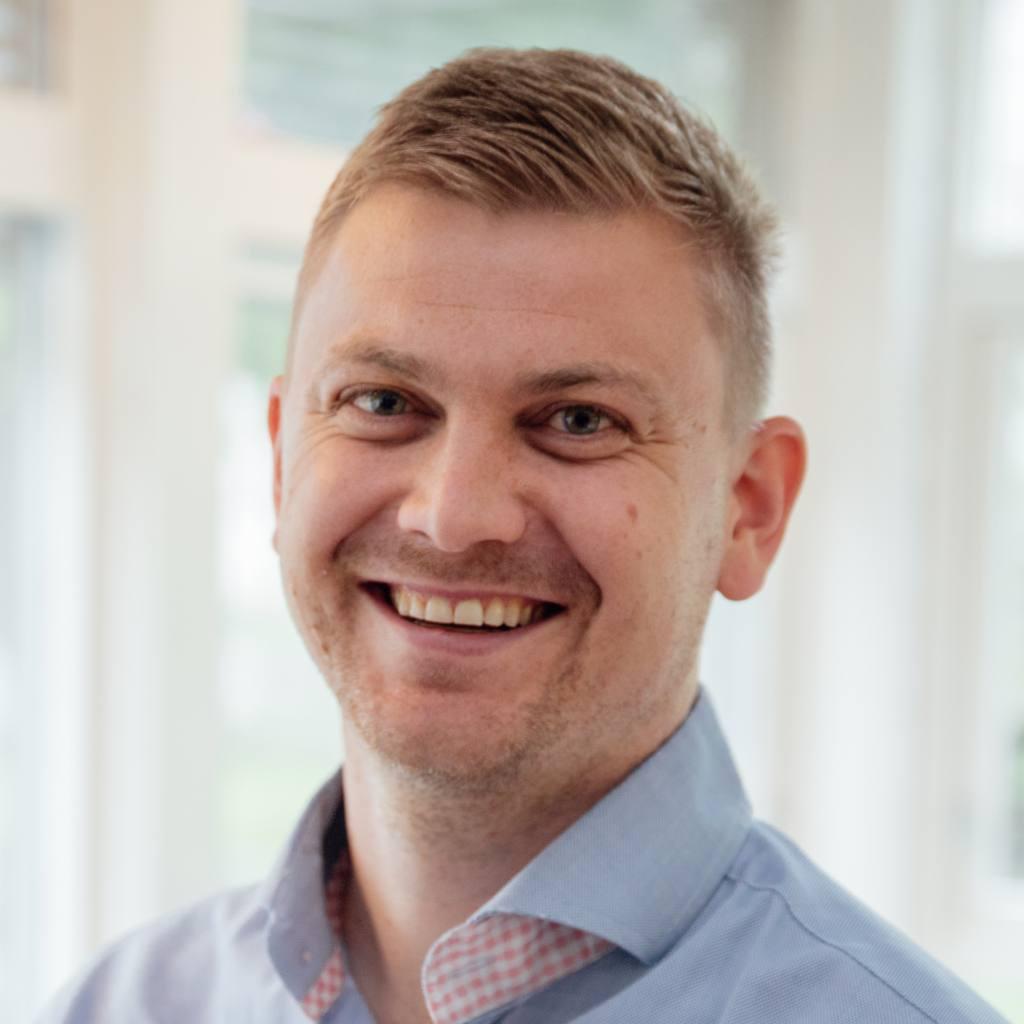 Portrait of Pål Anders Kårstad